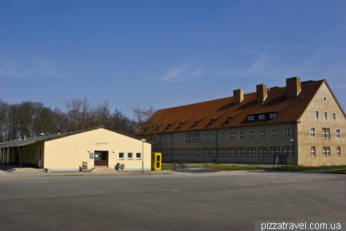 SS barracks