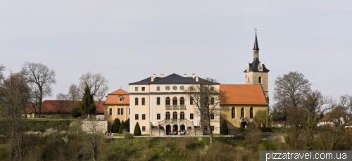 Ettersburg Castle