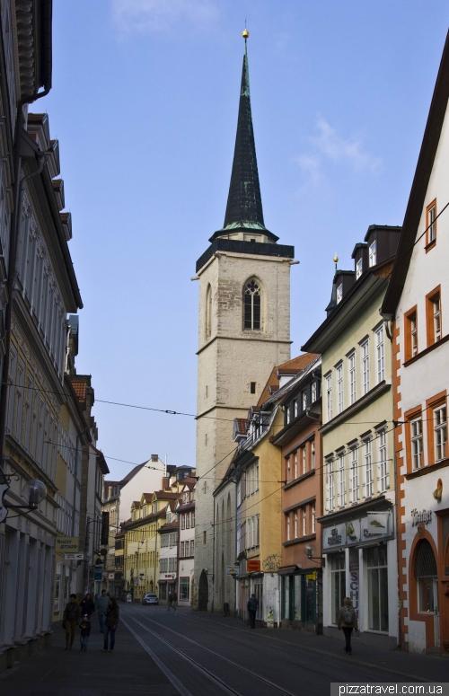 Церковь всех Святых (1221г – конец XIV века)