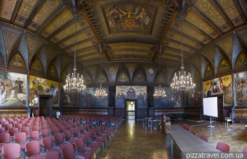 Town Hall in Erfurt