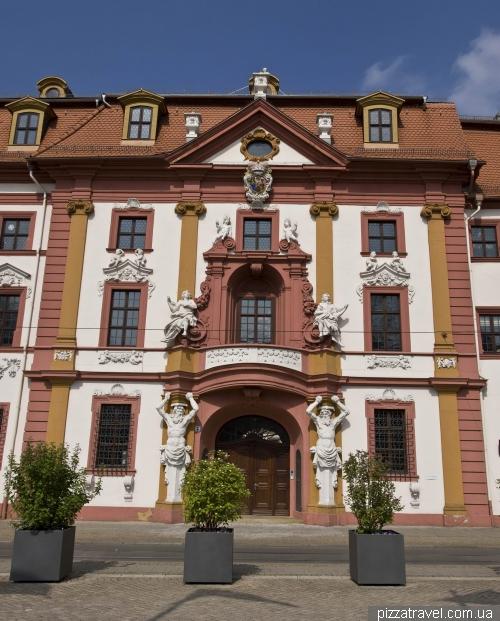 Здание городской канцелярии  в Эрфурте