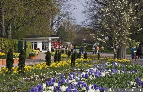 Парк Ега в Ерфурті