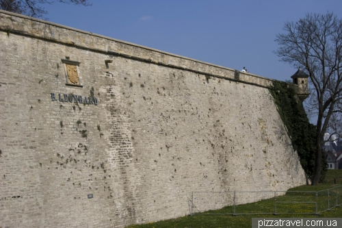 Petersberg Fortress in Erfurt