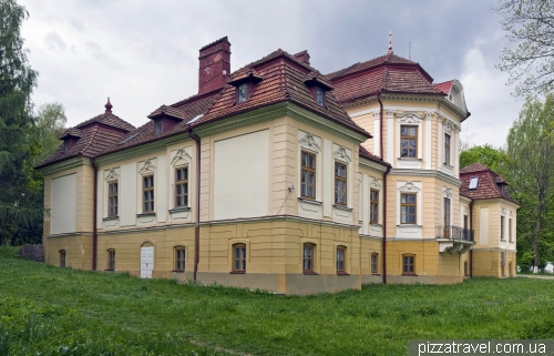 Palace of Brunicki in Veliky Luben