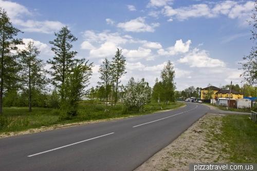 Поселок Свитязь