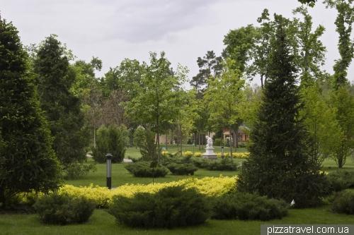 Парк в Межигорье