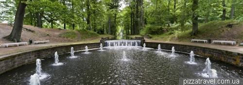 Парк в Людвигслюсте