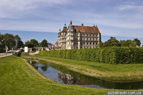 Gustrow Castle