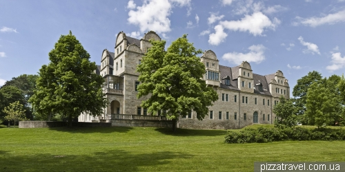 Замок в Штадтхагене