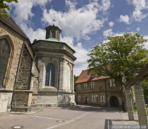 Мавзолей в Штадтхагене