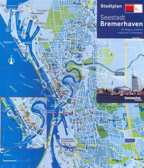 Bremerhaven Germany Blog about interesting places