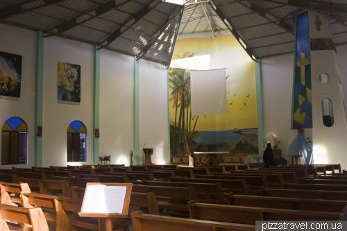 Церковь в Пуэрто Вильямиле