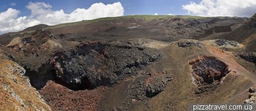 Вулкан Чико (остров Изабелла)