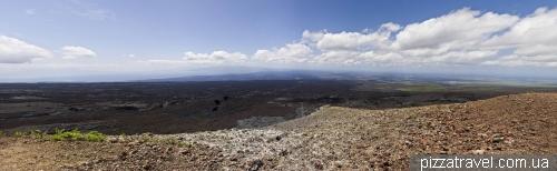 Вид на остров Изабелла
