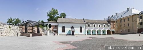 Крепостная галерея