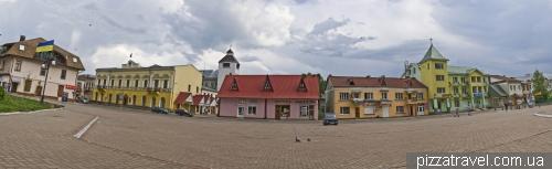 Center of Kosiv