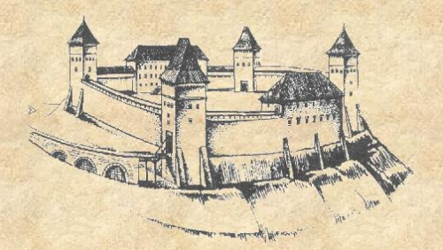 Kosiv castle