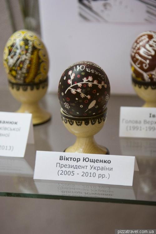 Яйцо президента :)