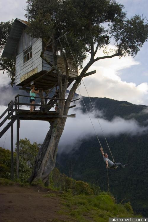 Домик на дереве (Casa Del Arbol)