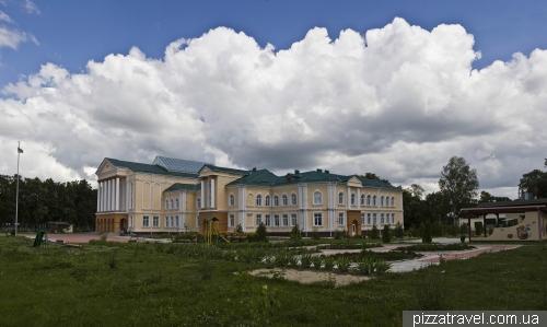 Новая школа в Седневе