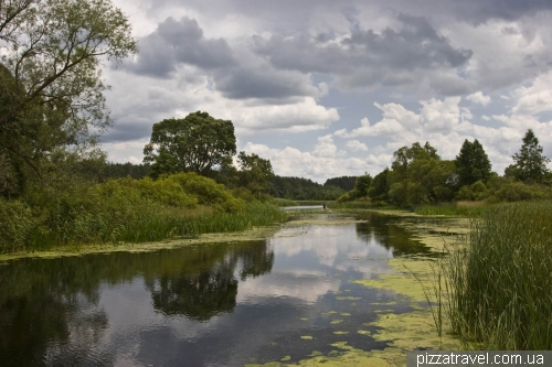 Национальный природный парк «Пирятинський»