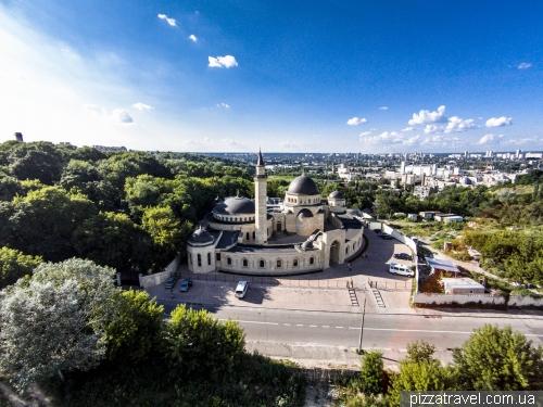 Ar-Rahma Mosque