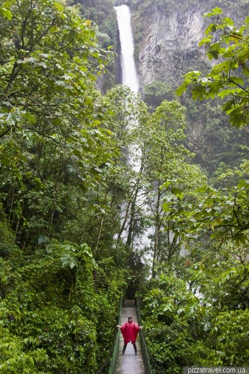 Machay waterfall