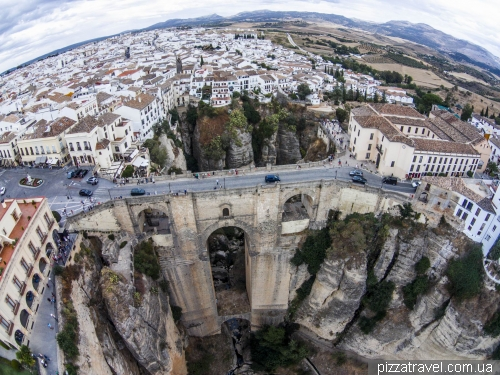 Ronda - the most unusual town in Spain