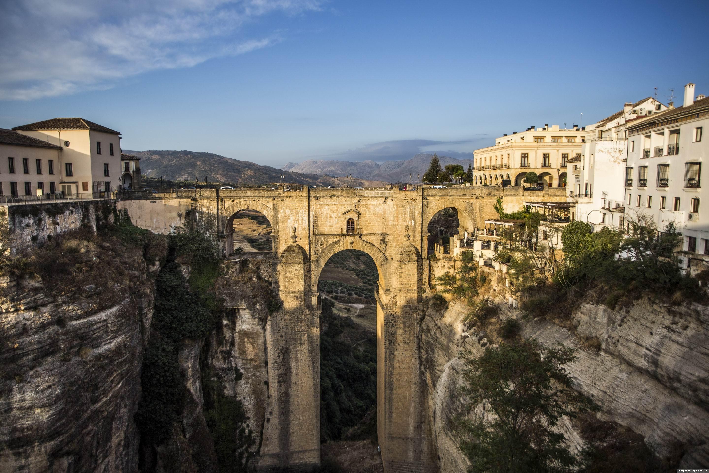 Город ронда испания