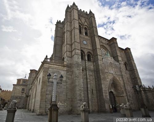 Кафедральный собор Святого Сальвадора