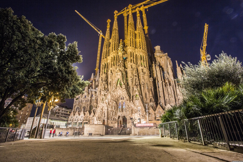Барселона: Блог про интересные места