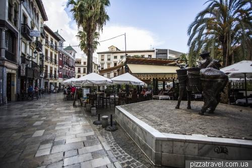 Гранада, старый город