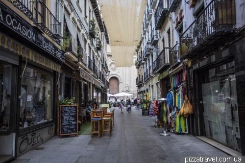Гранада, старе місто