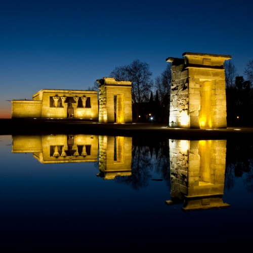 Тemple of Debod