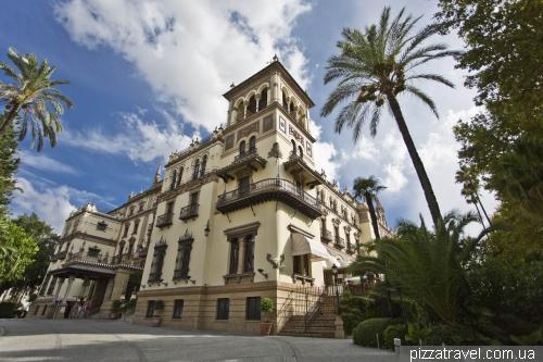 Лучший отель Севильи Alfonso XIII