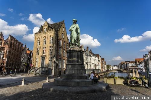 Jan van Eyck Monument