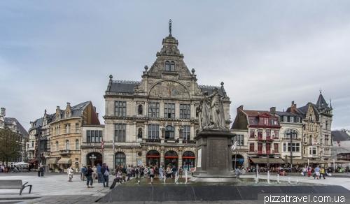 Здание театра (бывший Королевский голландский театр, конец XIX века)