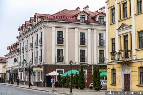 Отель Reikartz в Каменце-Подольском
