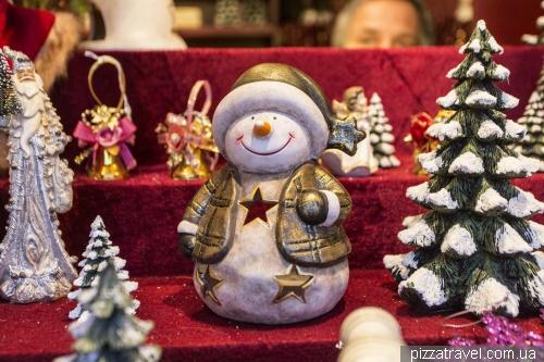 Christmas market in Nuremberg