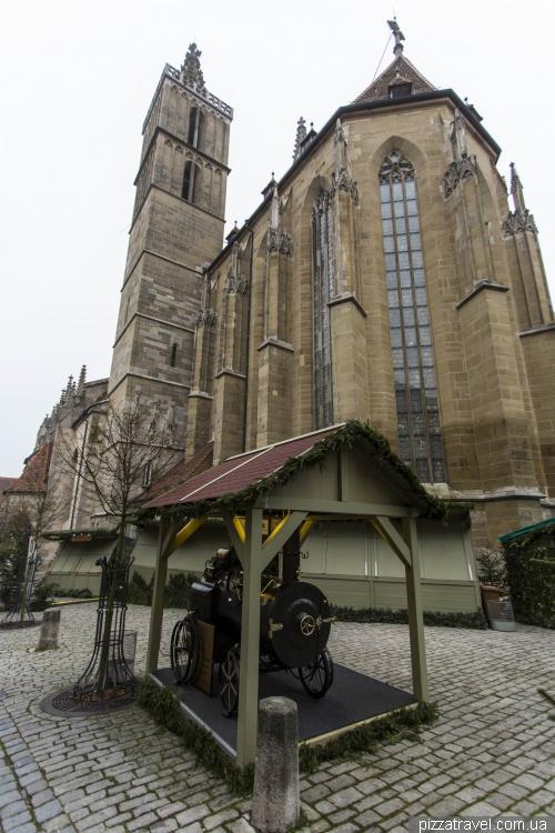 Церква св. Якова, Ротенбург-на-Таубері