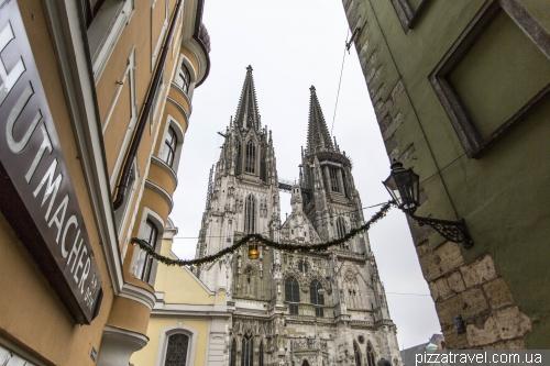 Собор в Регенсбурге (1275 - 1634)