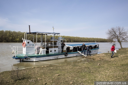 Остров Ермаков