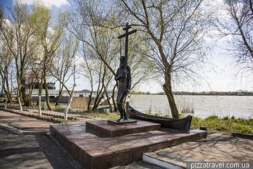 Памятник липованину в Вилково