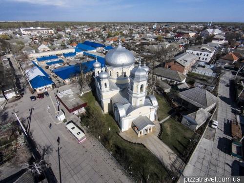 Свято-Николаевская православная церковь