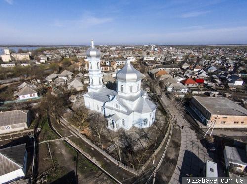 Староверческая церковь Николая Чудотворца