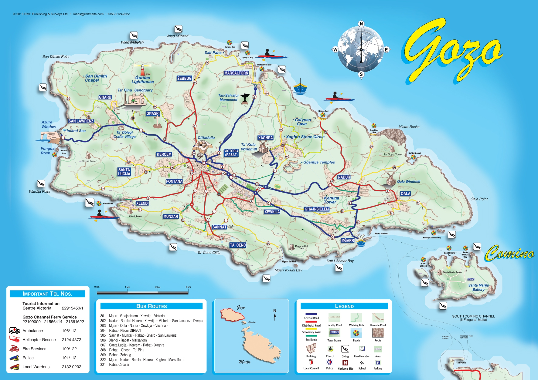 Gozo Malta  City new picture : Gozo island Malta Blog about interesting places