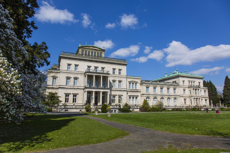 Villa Hugel Germany Blog About Interesting Places