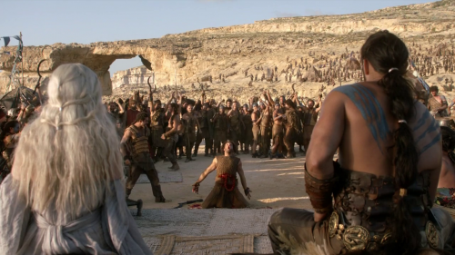 Game of Thrones, the island of Gozo