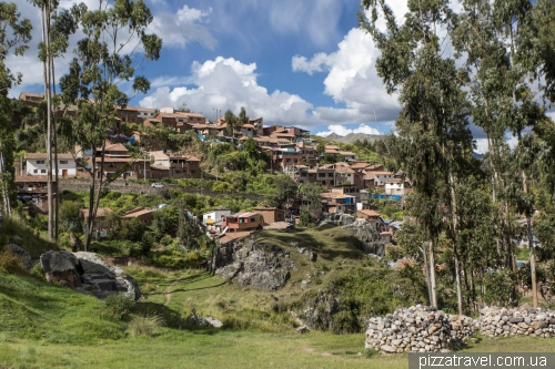 Kenko - a ritual center of Inca