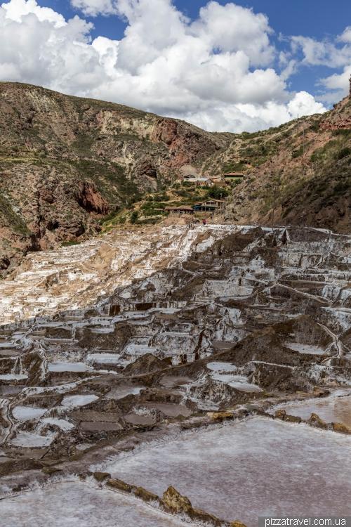 Соляные ванны в Марасе